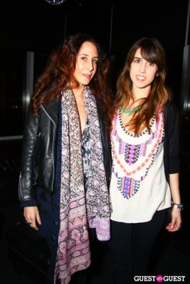 mara hoffman in DailyCandy Collaborations Launch Party