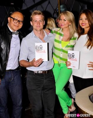 mara marini in Erik Wahl's Book Launch For UNthink
