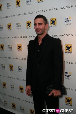 marc jacob in AID for AIDS My Hero