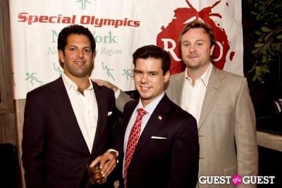 jon romero in Special Olympics Benefit