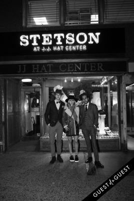 moti ankari in Stetson and JJ Hat Center Celebrate Old New York with Just Another, One Dapper Street, and The Metro Man