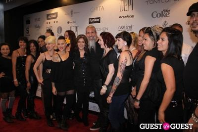 jeff wacker in THV PR and Angeleno magazine presents Fashion Night @ SupperClub