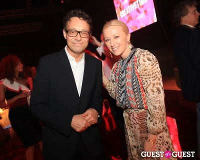 marco brambilla in Creative Time Benefit Afterparty