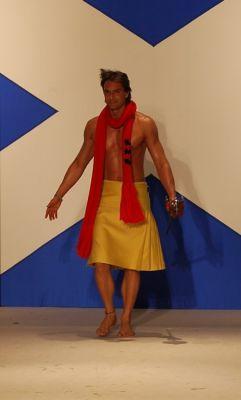 marcus schenkenberg in Dressed To Kilt