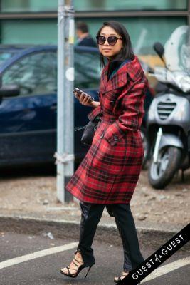 margaret zhang in Milan Fashion Week Pt 3