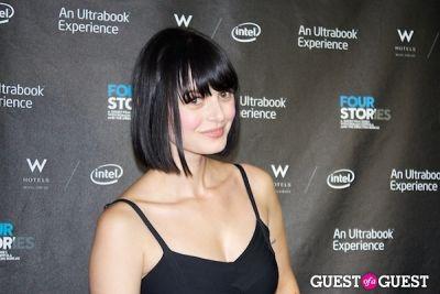 "margarita kallas in W Hotels, Intel and Roman Coppola ""Four Stories"" Film Premiere"