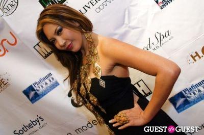 maria amor in Legion of Hope Fashion and Awards Gala