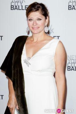 maria bartiromo in New York City Ballet's Fall Gala