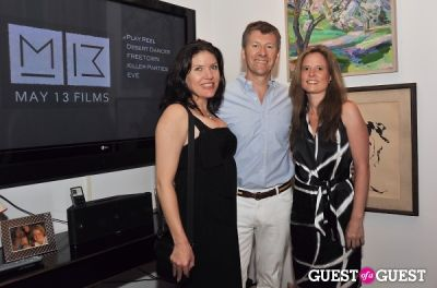 david snowden-jones in MAY 13 Films movie launch party
