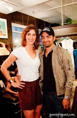 maria labrutto in The Green Room NYC Presents a Trunk Show and Cocktails