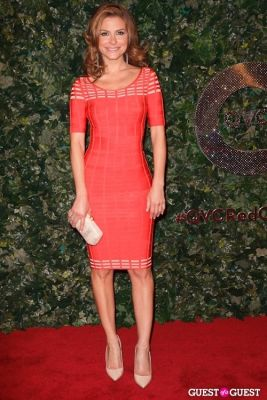 maria menounos in QVC Red Carpet Style
