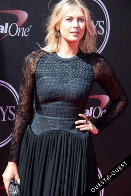 maria sharapova in The 2014 ESPYS at the Nokia Theatre L.A. LIVE - Red Carpet