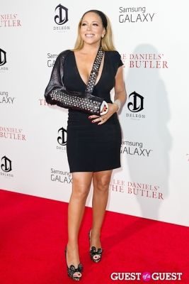 mariah carey in The Butler NYC Premiere