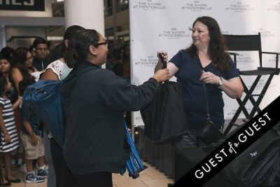 lena dunham in Back-To-School with KIIS FM & Forever 21 at The Shops at Montebello