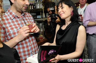 jill di-donato in Book Release Party for Beautiful Garbage by Jill DiDonato