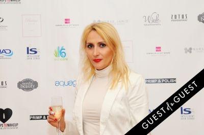 marinela sandu in Beauty Press Presents Spotlight Day Press Event In November