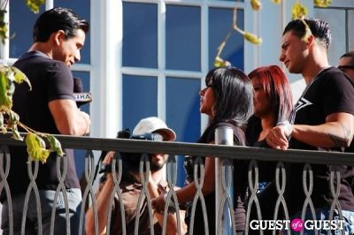 mario lopez in The Jersey Shore Cast At The Grove