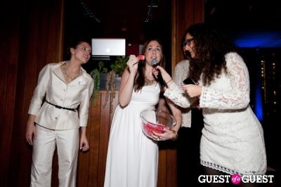 "marissa schneider in Cancer Research Institute Young Philanthropists ""Night in White"""