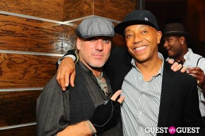 russel simmons in The Gangs of New York Halloween Party