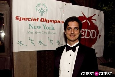 mark castellano in Special Olympics Benefit