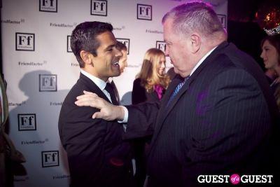 mark consuelos in Chelsea Clinton Co-Hosts: Friendfactor