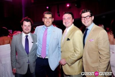 christopher brown in Newsbabes Bash For Breast Cancer