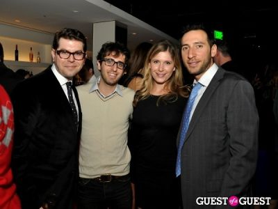 ezra weinblatt in Geek 2 Chic After Party at L2