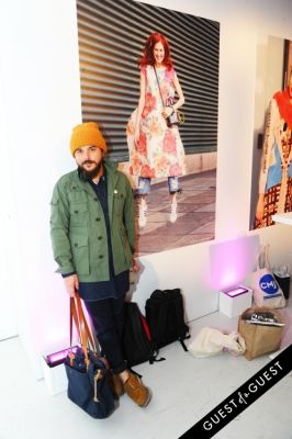 mark iantosca in Refinery 29 Style Stalking Book Release Party