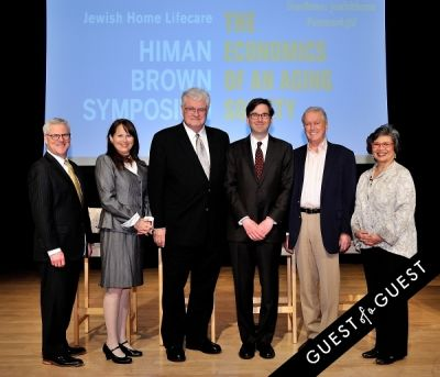 mark levy in Second Annual Himan Brown Symposium