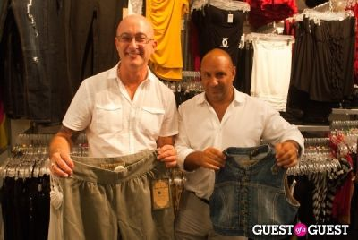 mark levy in Vanilla Star and Wet Seal Blow Out