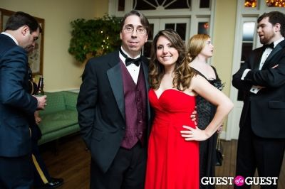 mark ricardo in Sweethearts & Patriots Gala