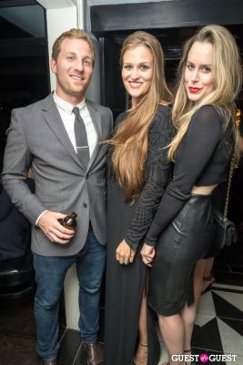 mark ricca in H&M and Vogue Between the Shows Party