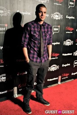 mark salling in BBM Lounge 2010 VMA Pre Party Sponsored By BlackBerry