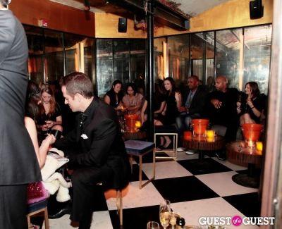 julia rogers in Veuve Clicquot Yelloween Party