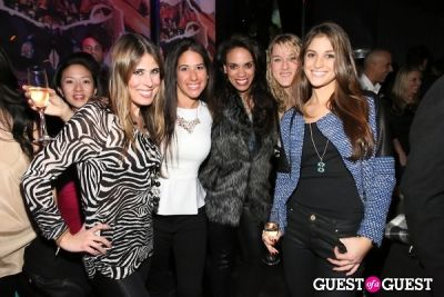 jennifer in Wilhelmina Models x Carbon NYC Fashion Week Party