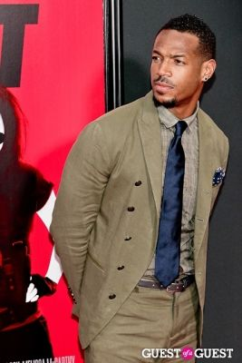 marlon wayans in Creative Coalition Reception at the Library of Congress