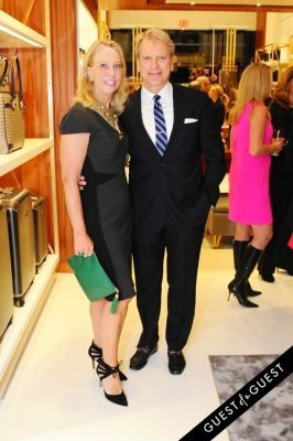 martha glass in Hartmann & The Society of Memorial Sloan Kettering Preview Party Kickoff Event