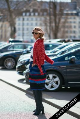martha graeff in Paris Fashion Week Pt 1