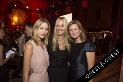 martha hunt in New Yorkers For Children 15th Annual Fall Gala