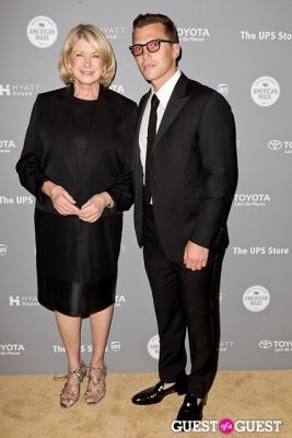 sean avery in Martha Stewart and Andy Cohen and the Second Annual American Made Awards