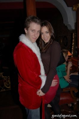 martin dawson in Naughty or Nice Party at Haven