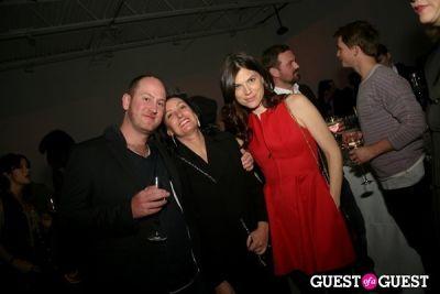 mindy goldberg in BLK DNM Film Launch