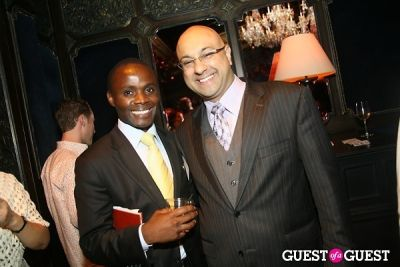 ali velshi in Make Your Mark on the World Partnership Launch