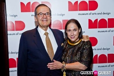 martin pomp in Museum of Arts and Design's annual Visionaries Awards and Gala