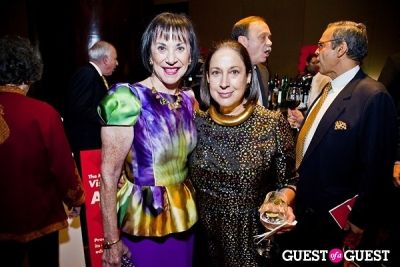barbara shuster in Museum of Arts and Design's annual Visionaries Awards and Gala