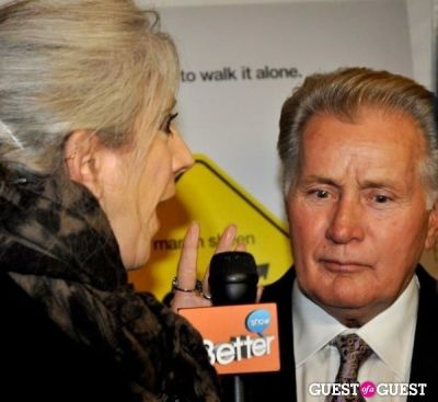 martin sheen in The Way Premiere and after party