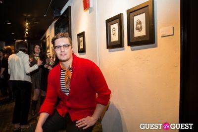 martin swift in Frye Pop-Up Gallery with Worn Creative