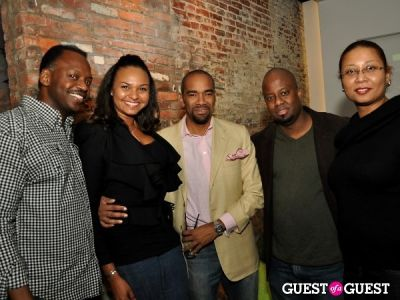 martine jean in Sip with Socialites Premiere Party