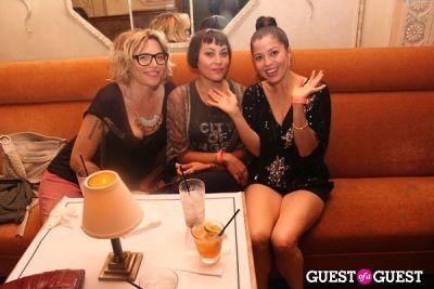 chevonne moore in Lykke Li + Kanon Organic Vodka After Party