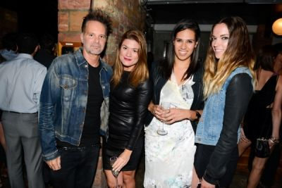 marvin scott-jarrett in NYLON May Young Hollywood Issue Party 2013